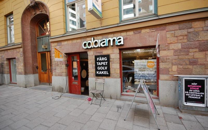 Färgbutik södermalm